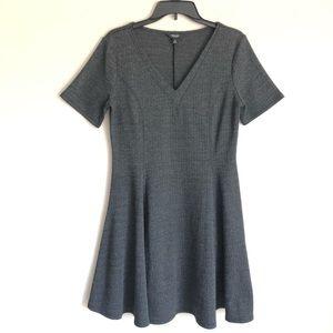 Simply Vera Wang Herringbone Dress